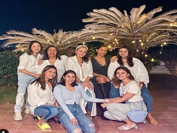 Alia Bhatt with her 'special' girl gang