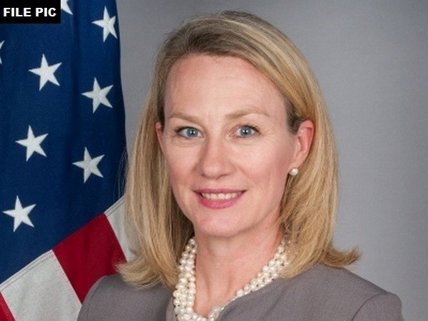 Senior US diplomat Alice Wells (File photo)