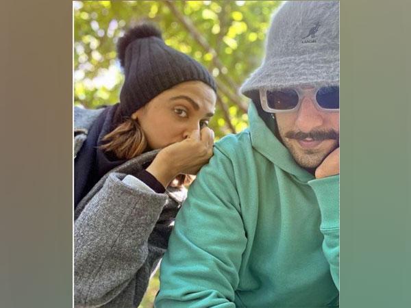 Deepika Padukone and Ranveer Singh (Image courtesy: Instagram)
