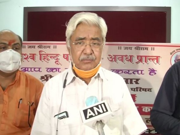 VHP working president Alok Kumar (File Photo)