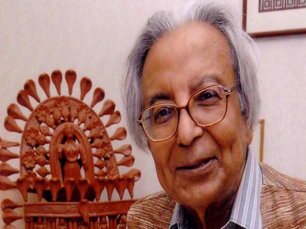 Sahitya Academy recipient Bengali poet Alokeranjan Dasgupta
