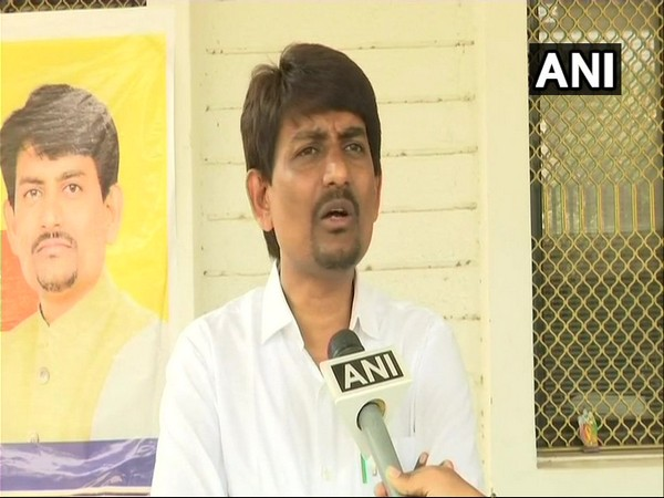 OBC leader and Congress party MLA Alpesh Thakor (File Photo)