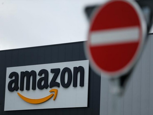 The Amazon logistics centre in Werne, Germany (Photo/Reuters)