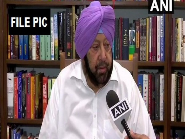 Chief Minister Captain Amarinder Singh. (File Photo/ANI)