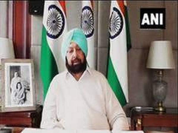 Punjab CM Captain Amrinder Singh (File photo)
