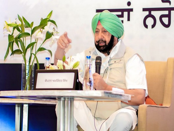 Chief Minister Captain Amarinder Singh (File photo)