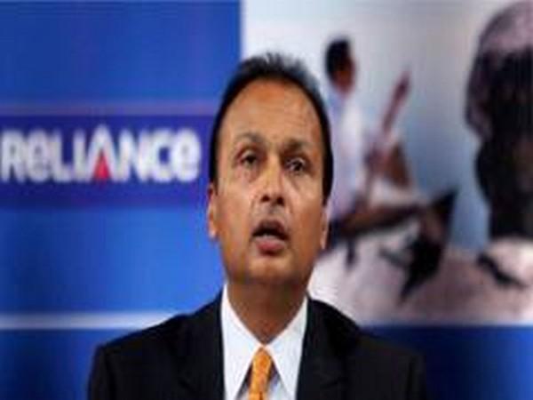 Anil Ambani. File Photo/ANI