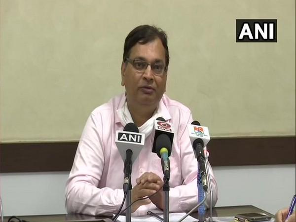 Uttar Pradesh Principal Health Secretary Amit Mohan Prasad