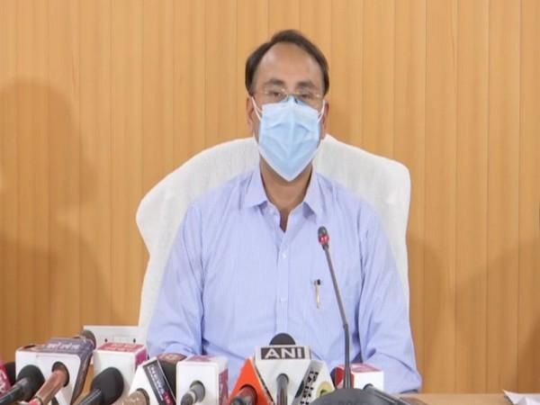 Uttarakhand Health Secretary Amit Negi (Photo/ANI)