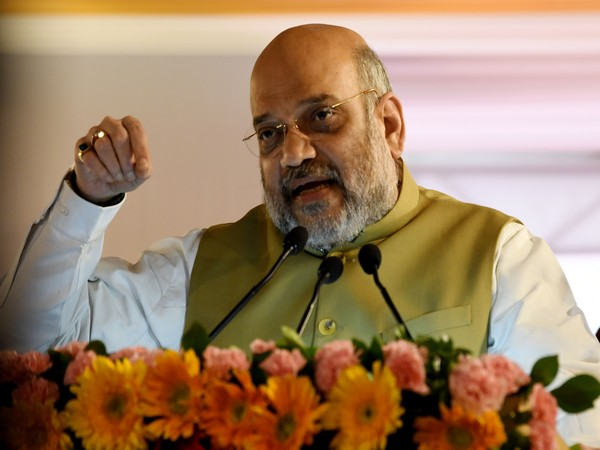 Union Home Minister and BJP President Amit Shah (File photo)