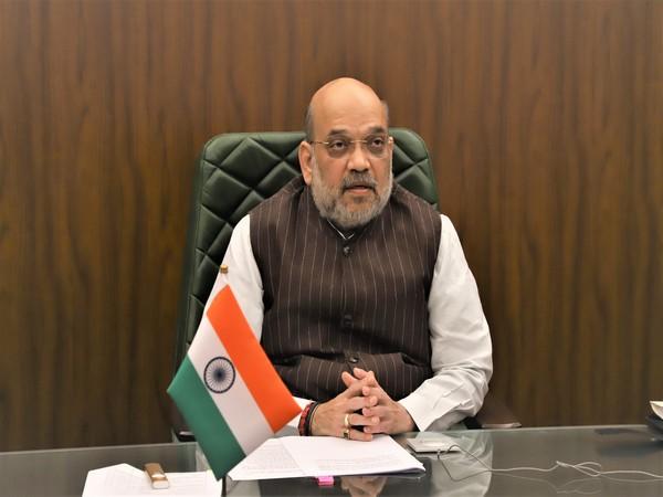 Union Home Minister Amit Shah (Photo/ANI)