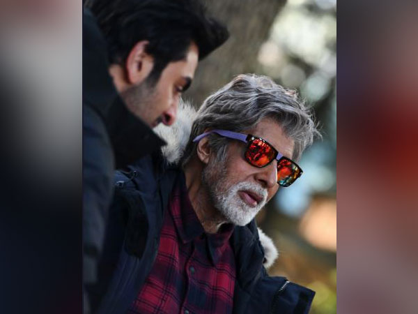 Amitabh Bachchan and Ranbir Kapoor (Image courtesy: Instagram)
