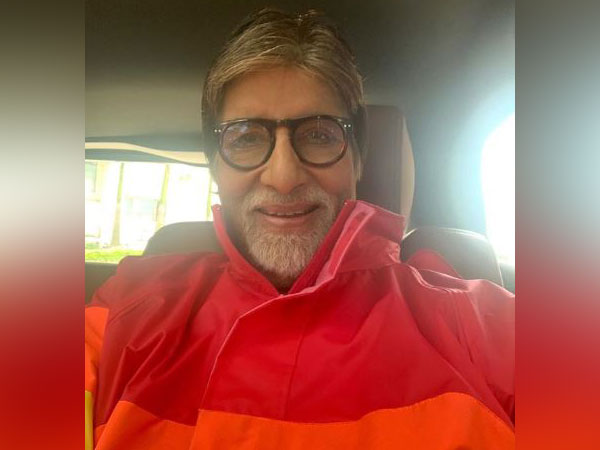 Amitabh Bachchan shares picture of 'better half' on Karwa Chauth