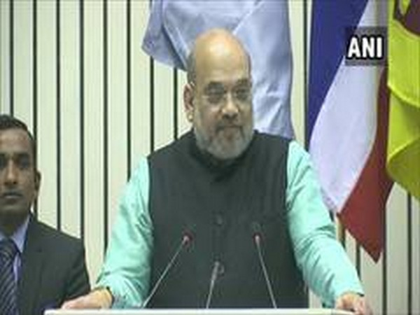 Union Minister for Home Affairs Amit Shah (File photo)