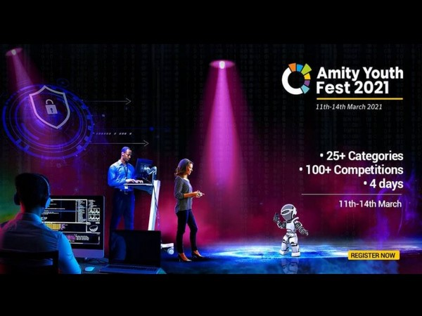 Amity Youth Festival 2021 (Image Source: Instagram)