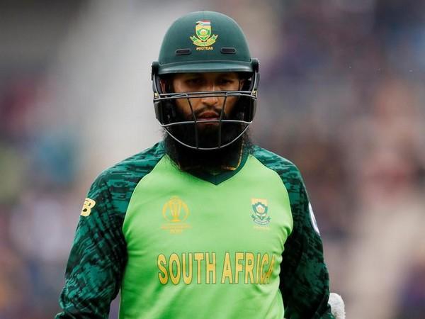 Former South Africa batsman Hashim Amla