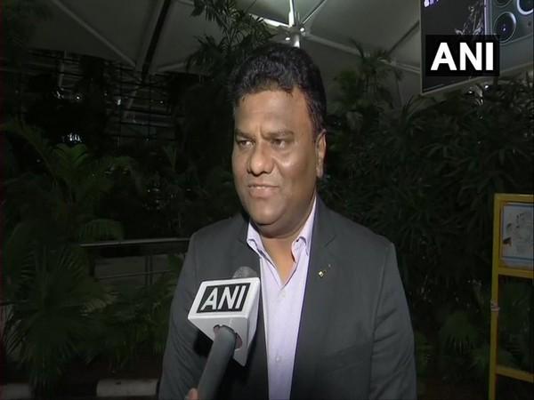 Captain Amol Yadav speaking to ANI in Mumbai on Sunday.