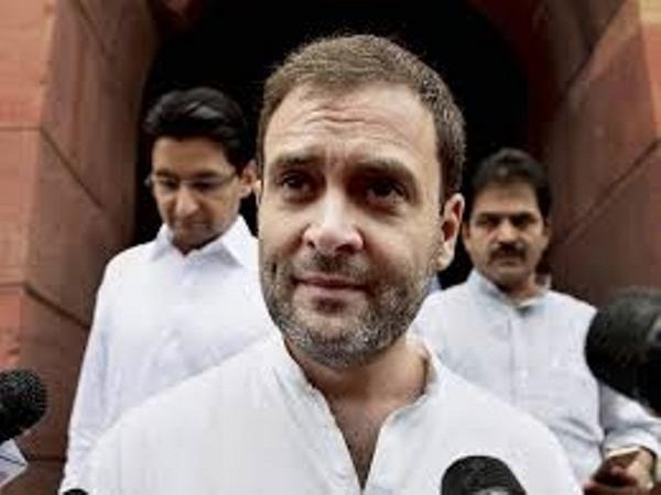 File pic Rahul Gandhi