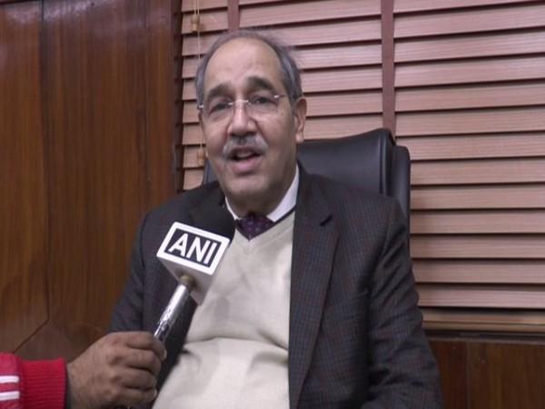 AMU Vice Chancellor Tariq Mansoor (File pic)