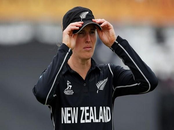 Former New Zealand women's skipper Amy Satterthwaite (file image)