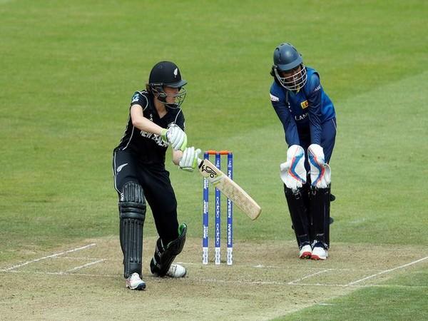 New Zealand cricketer Amy Satterthwaite