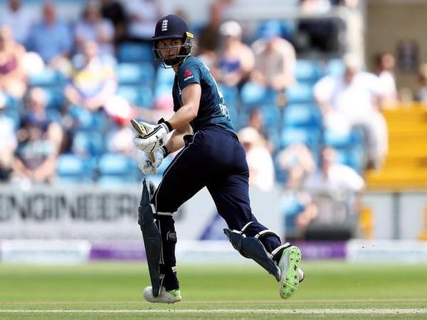 England wicketkeeper-batter Amy Jones