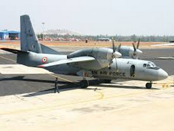 The AN-32 aircraft with 13 personnel onboard went missing on Monday afternoon after getting airborne from Jorhat.