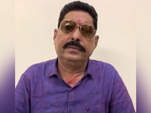 Bihar Independent MLA from Mokama Anant Singh (file pic)