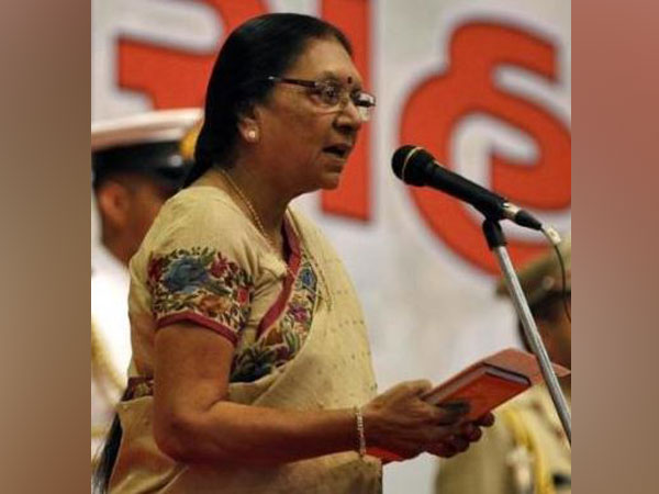 UP governor Anandiben Patel (File photo)