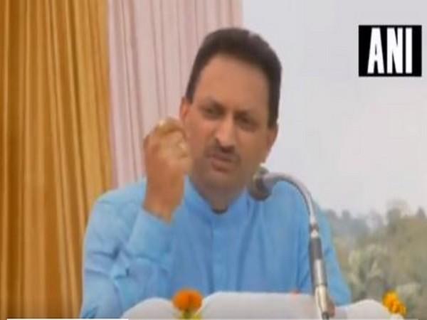 Union Minister Anant Kumar Hegde