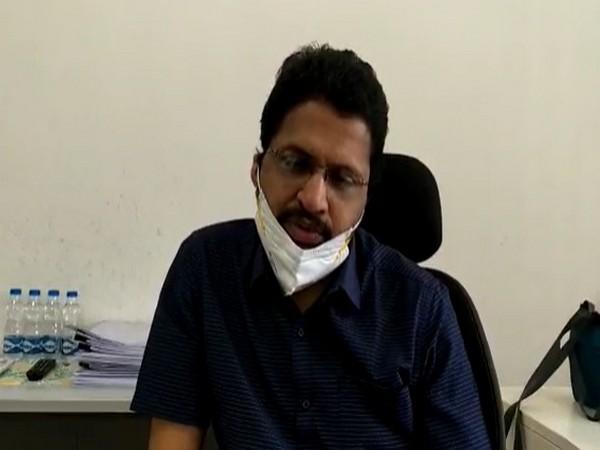 Andhra Pradesh Health Commissioner Katamneni Bhaskar