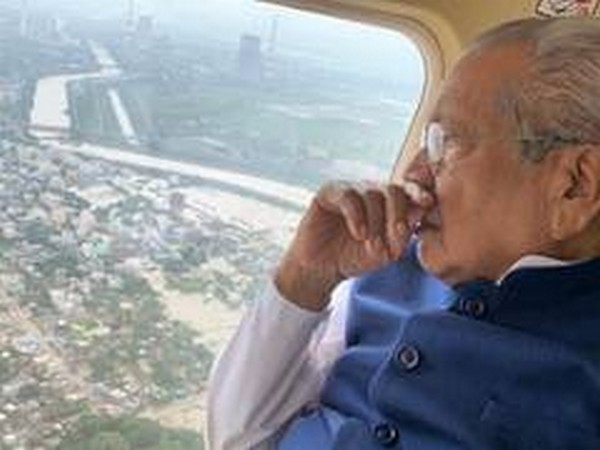 Andhra Pradesh Governor Biswabhusan Harichandan. File photo