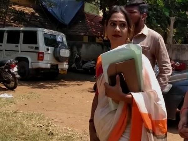 Transgender candidate Tamanna Simhadri