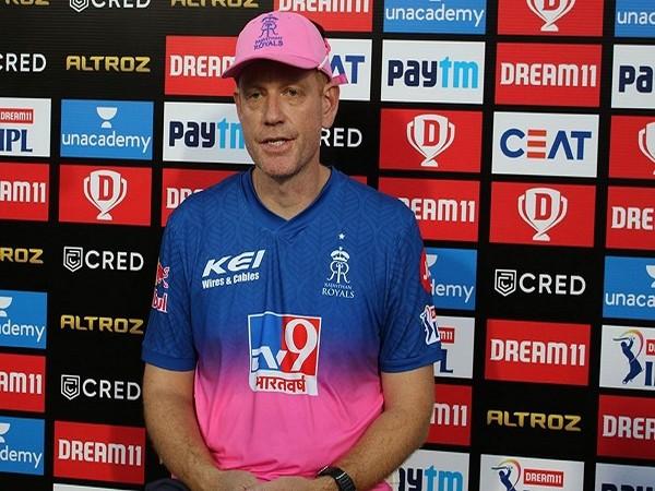 RR coach Andrew McDonald (Photo/ iplt20.com)