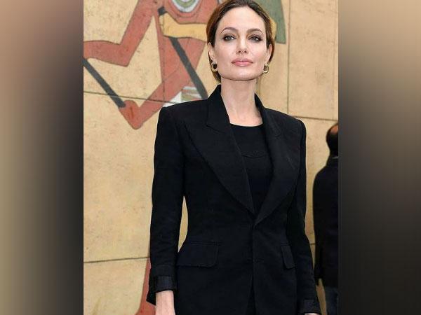 Angelina Jolie (Image courtesy: Instagram)