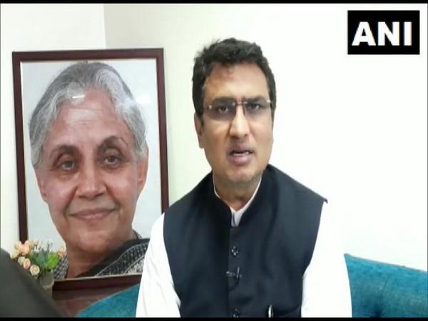 Delhi Congress Chief Anil Chaudhary (Photo/ANI)