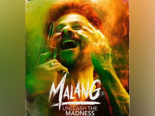 Anil Kapoor in the character poster from his forthcoming movie 'Malang'