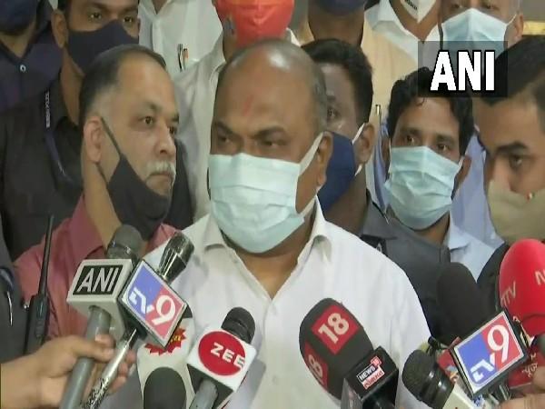 Maharashtra Transport Minister Anil Parab (Photo/ANI)