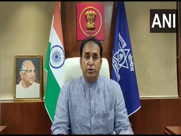 Maharashtra Home Minister Anil Deshmukh. [Photo/ANI]