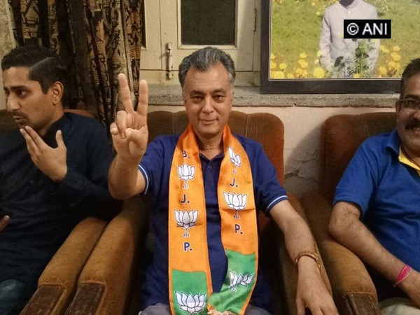 BJP leader Anil Sharma (File Photo)