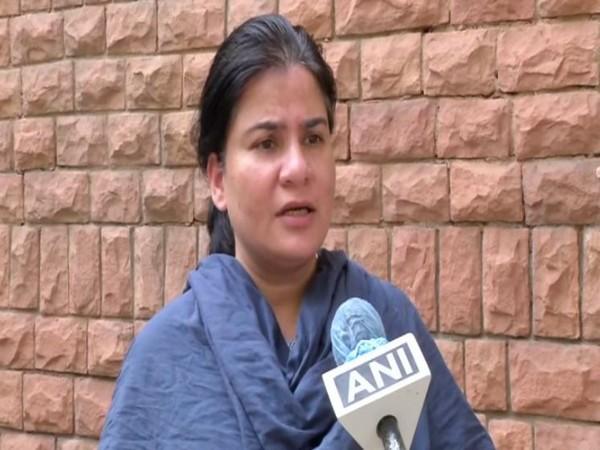 Animal rights activist Gauri Maulekhi in conversation with ANI