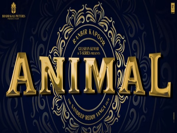 Poster of 'Animal' (Image source: Instagram)
