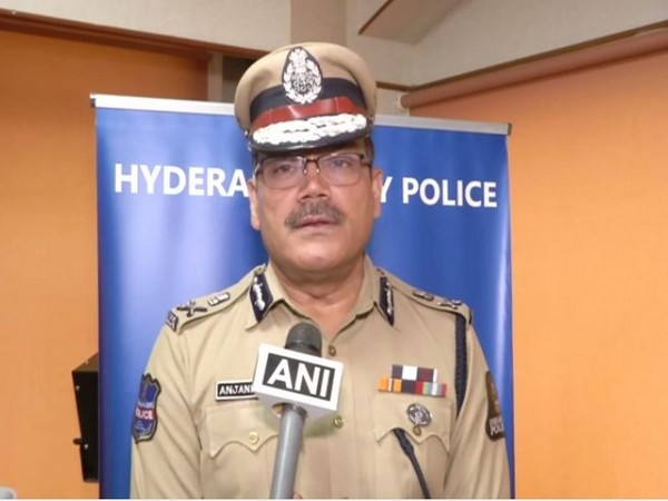 Hyderabad city's Commissioner of Police, Anjani Kumar