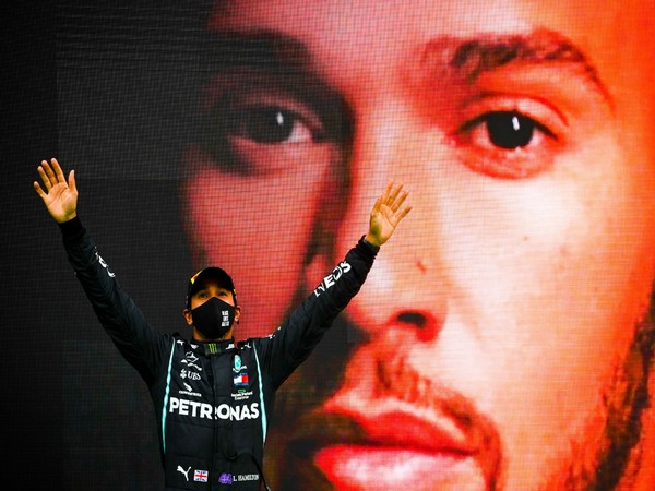 Mercedes' Lewis Hamilton (Photo/ Mercedes-AMG F1 Twitter)