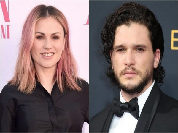 Anna Paquin and Kit Harington