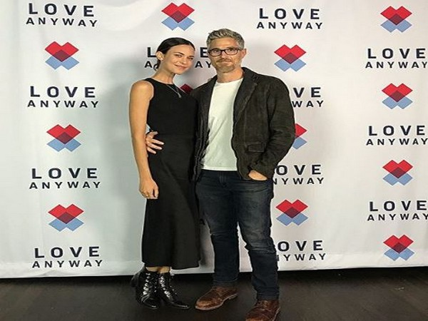 Dave Annable and Odette Annable, Image courtesy: Instagram