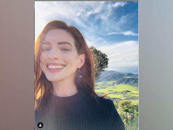 Anne Hathaway (Image courtesy: Instagram)