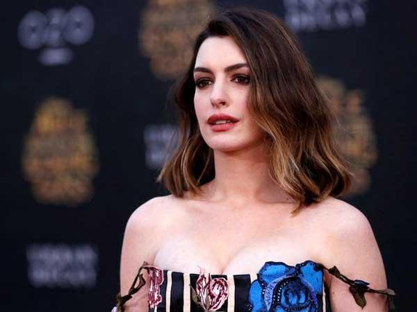 Actor Anne Hathaway