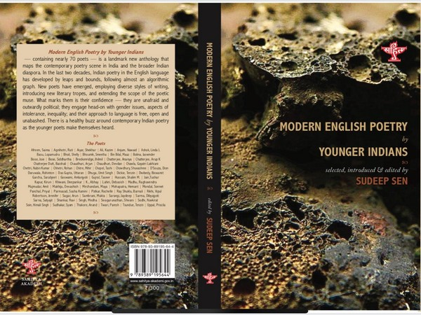 Modern English Poetry by Younger Indians (2019) contains pieces by 70 poets who are in their 40s or less.