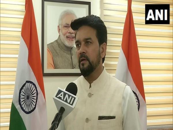 Union Minister Anurag Singh Thakur (File Photo)
